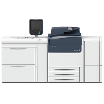 Цифровая печатная машина Xerox Versant 180 Press с внешним контроллером EFI и двухлотковым модулем (V180_EX_2TRAY)