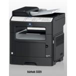Многофункциональное устройство (МФУ) Konica Minolta bizhub 3320 (A6WP021)