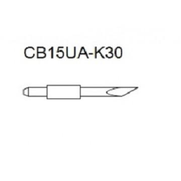 Нож для плоттеров Graphtec для электрокартона (CB15UA-K30)