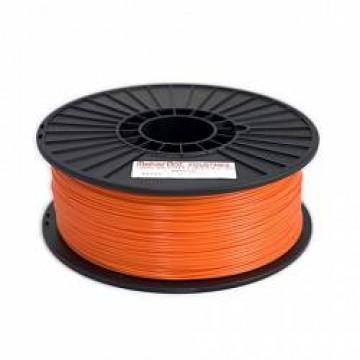 Пластик ABS оранжевый