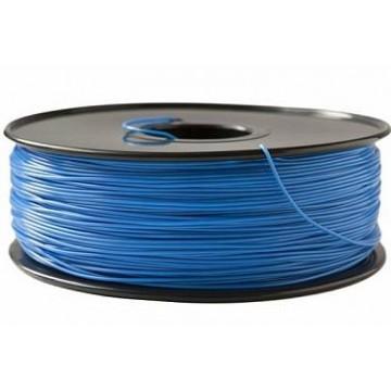 Пластик ABS голубой