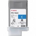 Картридж Canon Cyan PFI-102C (голубой)