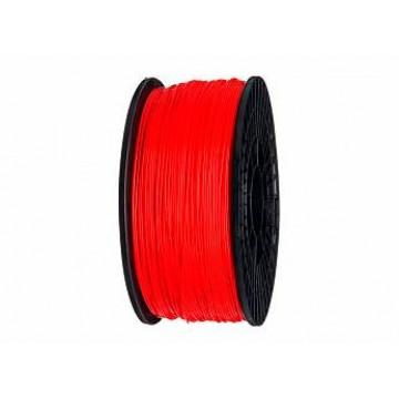 Катушка ABS-пластика 3 мм 1 кг., красная