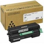 Ricoh Print Cartridge черный SP 400E