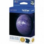Картридж Brother LC-1220Y