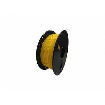 Катушка PLA-пластика Raise3D Premium 1.75 мм 1 кг., желтая