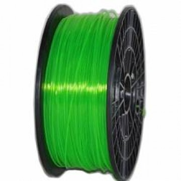 Пластик ABS флюорисцентно-зеленый