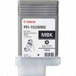 Canon Matte Black PFI-102MBK (матовый черный) (0894B001)