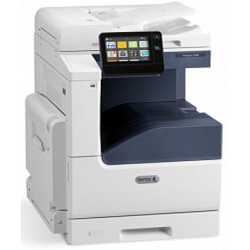 МФУ Xerox VersaLink C7020 с дополнительным лотком и тумбой