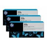 HP DesignJet 771 (CR257A) Light Gray 3x775 мл (B6Y38A)
