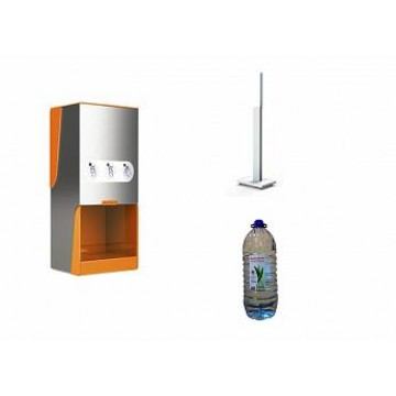 Дезинфектор Next Uno 5 в комплекте со стойкой и антисептиком