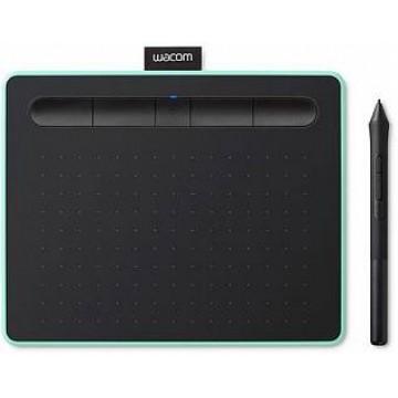 Графический планшет Wacom Intuos M Bluetooth, фисташковый (CTL-6100WLE-N)
